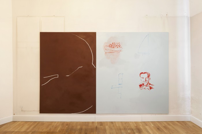 Tom Król — Tom Król & Béla Pablo Janssen Stellen aus